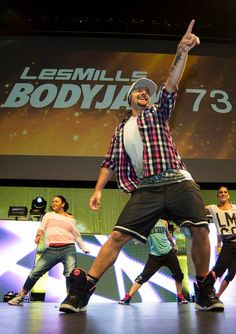 We all knew G had the moves, but he sure busted them out at #ONELIVE Australia! #borntorage