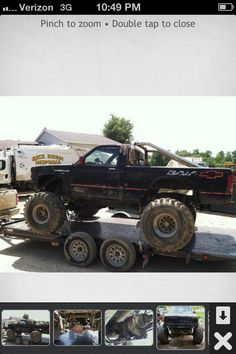 i have a 1991 s10 Tahoe on a k5 1 ton frame with 6 inches of suspension lift with a 3 inch body lift 40/17 gumbo monsters