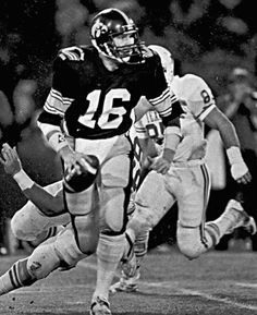 Iowa quarterback Chuck Long