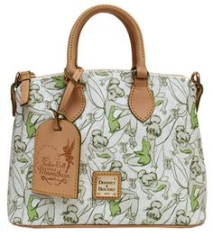 Brand New - Tinker Bell - Dooney and Bourke Bag