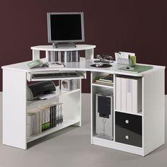 Confort și spații pentru depozitare.  #mobexpert #backtoschool #mobiliercopii #birouricopii Ikea, Computer, Office Desk, Corner Desk, Lockers, Locker Storage, Cabinet, Bedroom, Modern
