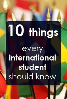 Studying in the U. is an incredible opportunity, but it comes with many fine details. Make sure to prepare for American college life with these tips from an International student! Education In Usa, Higher Education, Education College, Scholarships For College, College Students, Us Universities, Colleges, International Relations, International Scholarships