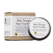 Aromatherapy Co's baby therapy sleepy time balm.
