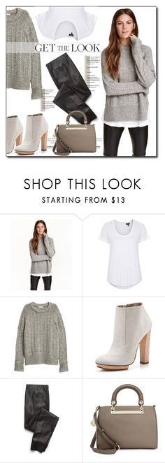 """Get the Look: Winter Style"" by court8434 ❤ liked on Polyvore featuring H&M, Topshop, Dear Frances, Splendid, DKNY and GetTheLook"