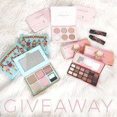 SURPRISE SPRING GIVEAWAY! International & 2 Winners  https://youtu.be/9WFifoOWX20