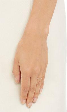 Jennifer Meyer Thin Ring -  - Barneys.com