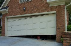 Plumb garage door track projects to try pinterest garage door garage door repair milwaukee wi solutioingenieria Images