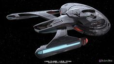 Star Trek Titan Tv Series: Unveiling The USS TITAN