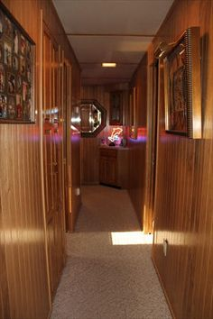 Houseboat For Sale-1996 Sunstar 18' x 86'-$179,000