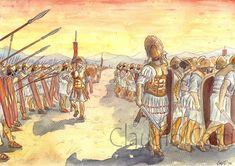 Punic Wars, Ancient Armor, Roman Legion, Frank Morrison, Roman Soldiers, Historical Pictures, Ancient Romans, Ancient Greece, Roman Empire