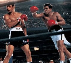 Inspiring Photography of Muhammad Ali by Neil Leifer | Abduzeedo Design Inspiration