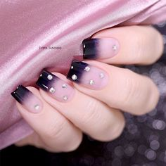 Ombre French Nails Designs picture1