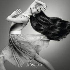 Kerastase Paris Enlists Diana Vishneva To Launch Discipline Collection For Hair [See The Full Video At: http://dnce.co/1s834Kd]