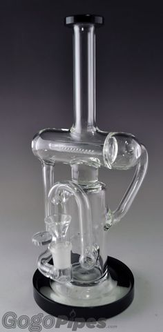 Dual Recycler Pipe Glass Water Pipes, The Smoke, Bongs, Wine Decanter, Hand Blown Glass, Things To Come, Cool Stuff, Diy, Bricolage