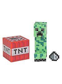 HOTTOPIC.COM - Minecraft Core Series #1 Creeper Action Figure