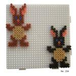 easter_bunny - hama beads