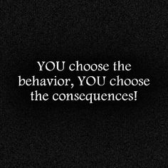 Amen amen amen!! Peeps need to realize that whole you can say/do whatever you want, there will be consequences :)