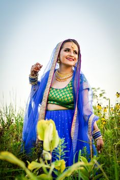 Get inspired with this Indian bridal look - click to go to the blog post with more photos!  #wildflowers #bridalportraits #indianwedding Bridal Looks, Bridal Style, Letter Photography, Indian Wedding Photographer, Bridal Portraits, Indian Bridal, Wild Flowers, Henna, Besties