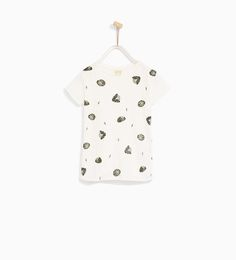 Image 1 of SHINY ANIMALS T-SHIRT from Zara