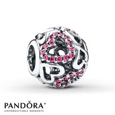 Pandora Charm Falling in Love Sterling Silver. Only $60!