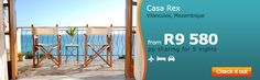 Spend 5 nights enjoying tropical bliss at Casa Rex in Mozambique Digital Media, Check It Out, Bliss, Tropical, Community, Night, Holiday, Vacations, Holidays