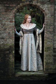 The White Queen   Rebecca Ferguson as Elizabeth Woodville