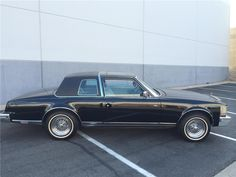 1977 CADILLAC SEVILLE CUSTOM 2 DOOR COUPE - Side Profile - 177674