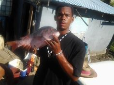 Snapper - caught by Cleveland Ryan Harris