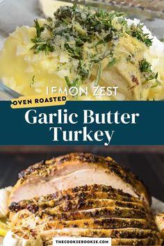 Oven Roasted Turkey Breast Recipe, Best Turkey Recipe, Cooked Turkey Recipes, Cooking Turkey, Best Recipe For Roasting A Turkey, Butterball Turkey Breast Recipe, Turkey In Oven, Baked Turkey, Kitchens