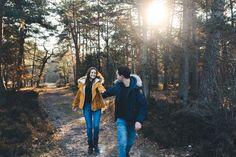 E & U - Séance engagement à la forêt de Fontainebleau
