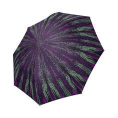 Green Grapes Foldable Umbrella