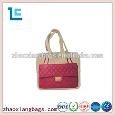 Zhaoxiang 2016 custom canvas wholesale tote bags printed red bag for women Canvas Bags Wholesale, Red Bags, Custom Canvas, Printed Tote Bags, Shopping Bag, Lunch Box, China, Stuff To Buy, Women