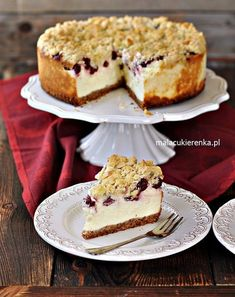 Mousse Cake, Baked Goods, Cake Recipes, Cheesecake, Food And Drink, Cooking Recipes, Butter, Favorite Recipes, Cookies