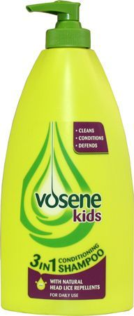 Vosene Kids 3 in 1 Conditioning Shampoo 400ml Vosene Kids 3 in 1 Conditioning Shampoo 400ml: Express Chemist offer fast delivery and friendly, reliable service. Buy Vosene Kids 3 in 1 Conditioning Shampoo 400ml online from Express Chemist today!  http://www.MightGet.com/january-2017-11/vosene-kids-3-in-1-conditioning-shampoo-400ml.asp