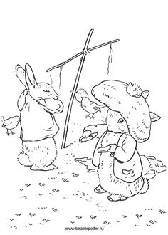 Nice Rabbit Coloring Book 81 Peter Rabbit Coloring Pages