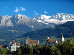 Swiss travel insider tip: Rapperswil-Jona Swiss Travel, Zurich, Travel Abroad, Alps, Switzerland, The Good Place, Europe, Explore, Country