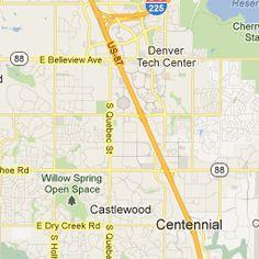 Denver, CO Crime Map - Showing Crimes in Denver - Crime Statistics, Alerts and Reports -