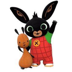 Bing Bunny and Flop Waving Bunny Birthday Cake, Birthday Cards, Bing Cake, Bing Bunny, Bunny Dance, Bunny Logo, Sleepover, Tigger, Cake Toppers