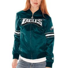 Philadelphia Eagles G-III 4Her by Carl Banks Women's Tag Up T ...