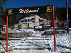 Santa Fe - Ski Santa Fe  drove up here over memorial day weekend    15 miles up the ski basin