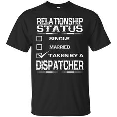 Taken By A Badass Dispatcher Shirt, Hoodie, Tank