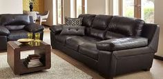 Leather Sofas Uk, 3 Seater Sofa, Couch, Room, Furniture, Home Decor, Products, Bedroom, Settee