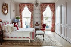 Simple master bedroom remodel ideas summer Bedroom Furniture Elegant Bedroom In Georgian Home Don Pedro 18 Romantic Frenchstyle Bedroom Ideas Real Homes Shabby Chic Bedrooms, Bedroom Vintage, Modern Bedroom, Bedroom Decor, Bedroom Ideas, Design Bedroom, Master Bedroom, Bedroom Furniture, Paris Bedroom
