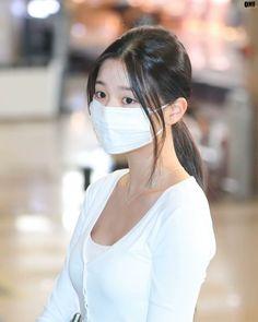 Jang Wooyoung, Mask Girl, Uzzlang Girl, Our Baby, Ulzzang, Idol, Korean, Celebrities, Hair Styles