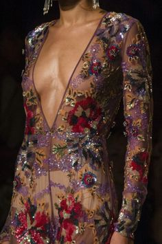 Inspiration Mode improbabilefashionista: Naeem Khan at New York Fashion Week