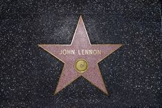 The Beatles as well as individual members John Lennon, George Harrison and Ringo Starr have received stars on The Hollywood Walk of Fame. Paul McCartney for some reason is the lone exception who has yet to receive a star. Hollywood Star Walk, Hollywood Boulevard, John Clayton, Strong Love, John Mayer, Ringo Starr, Paul Mccartney, John Lennon, The Beatles