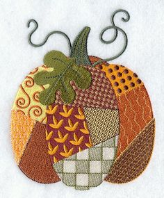Machine Embroidery Designs at Embroidery Library! - Color Change - D7541