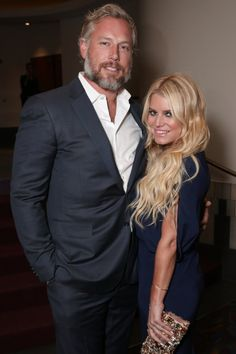 Pin for Later: Jessica Simpson and Eric Johnson Keep Each Other Close During Their Date Night in LA