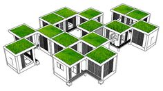 Home-for-All - temporary dwelling system on Behance