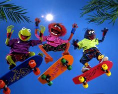 The Most '90s Muppets Pictures Ever   Retro   Oh My Disney
